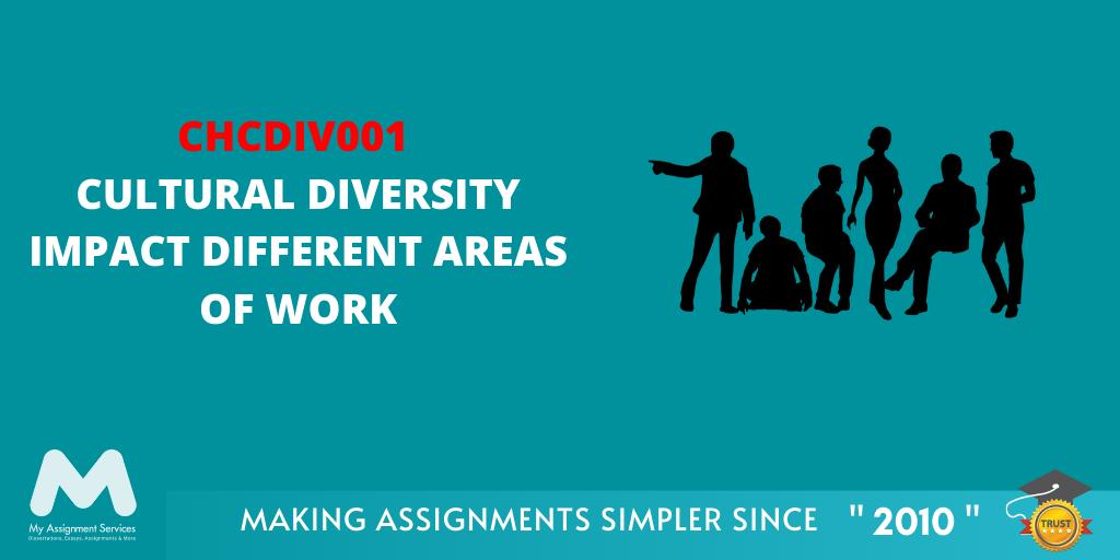 HCDIV001 Cultural Diversity