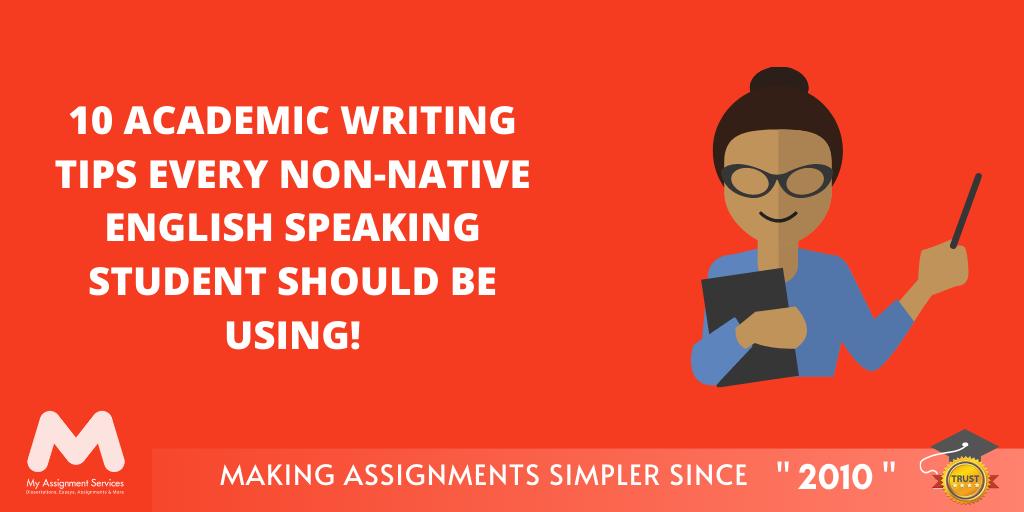 10 Academic Writing Tips