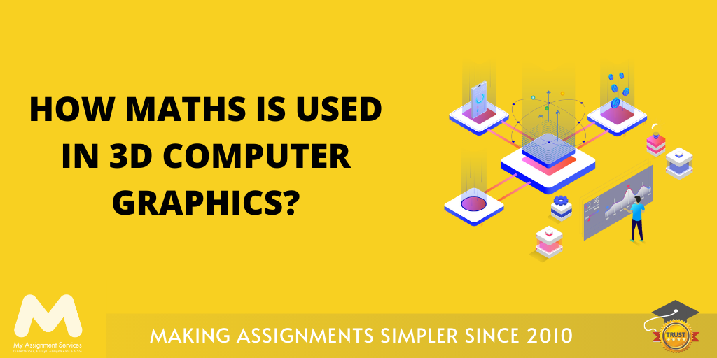How Maths is Used in 3D Computer Graphics?