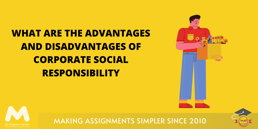 advantages and disadvantages of CSR