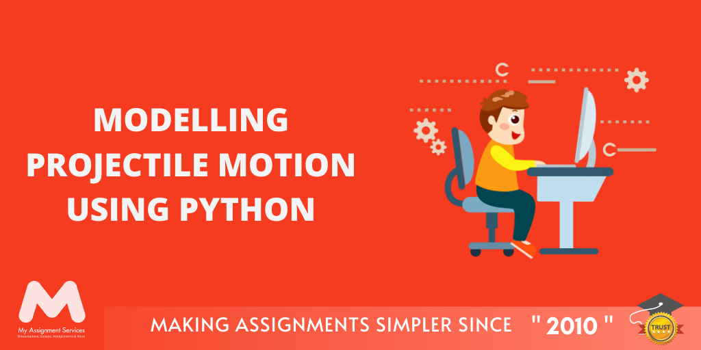 Modelling Projectile Motion Using Python Never Been This Easy