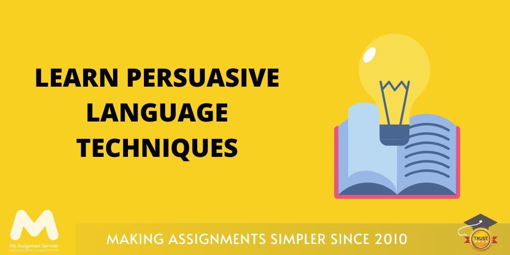 Persuasive Language Techniques